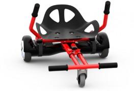 Kids-Pedal-Hover-Cart-Handle-Go-Kart-Hoverboard-Bracket