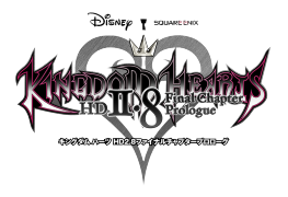 Kingdom Hearts 2.8 HD Remix Logo