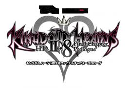 Kingdom Hearts 2.8 HD Remix Logo