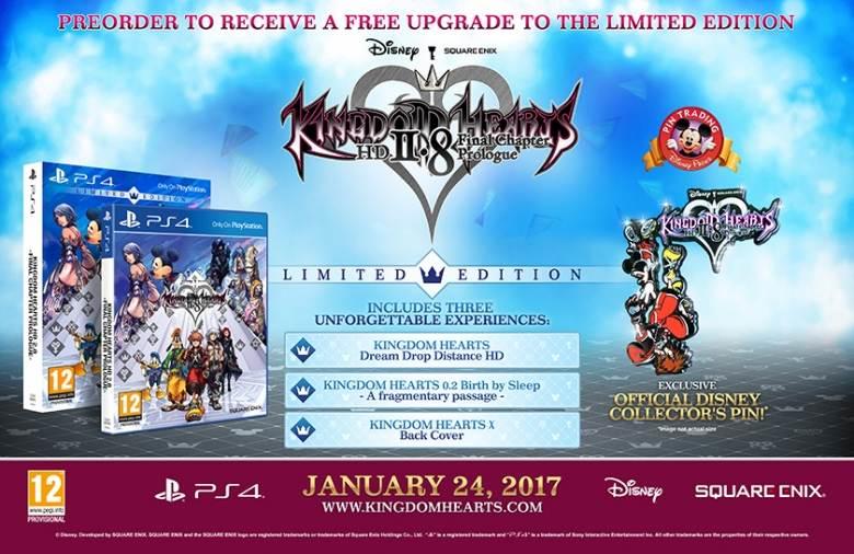 Kingdom Hearts 2.8 HD Remix